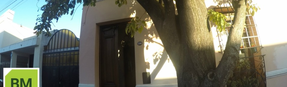 Casa céntrica de estilo